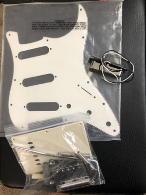 Electric Guitar project Parts for Sale in Chino, CA