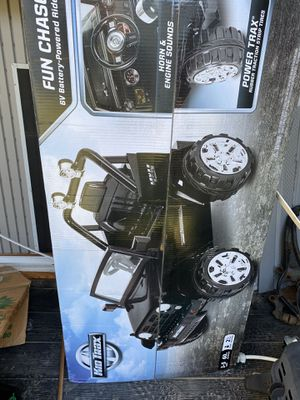 6 V battery powered ride for Sale in Houston, TX