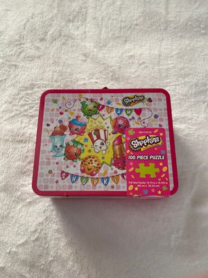 Shopkins puzzle for Sale in Fontana, CA