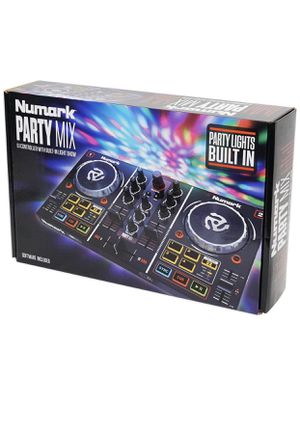 Numark Party mix DJ Controller for Sale in Riverside, CA