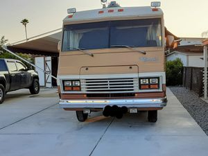 1984 Diplomat Executive Motorhome for Sale in Hemet, CA