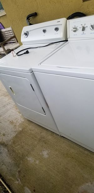 Kenmore washer machine & kitchenAir dryer machine for Sale in Miami, FL