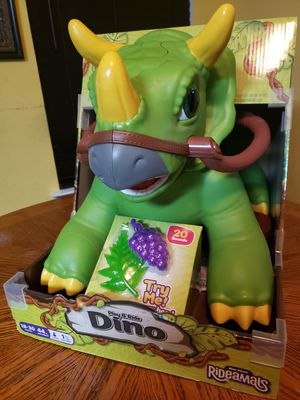 Dino Rideamals - 6 volt rechargeable (Brand New) for Sale in Grand Prairie, TX