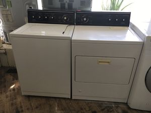Kenmore top load washer & gas dryer set for Sale in Cleveland, OH