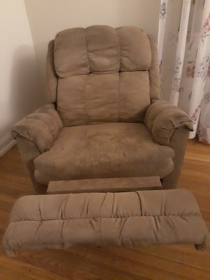 Heavy Duty Single Recliner Chair Home Theater Seat Chocolate for Sale in Falls Church, VA