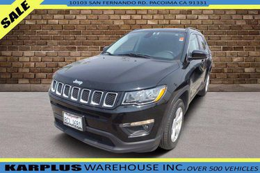 2018 Jeep Compass for Sale in Van Nuys,  CA