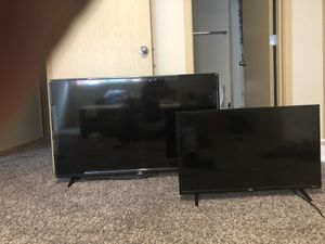 $200 50 inch TCL 4K Ultra Smart Tv for Sale in Redmond, WA