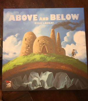 Above and Below board game for Sale in Aurora, CO