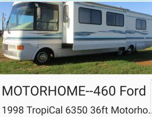 1998 36ft Tropical 6350 RV BILL OF SALE for Sale in Augusta, GA