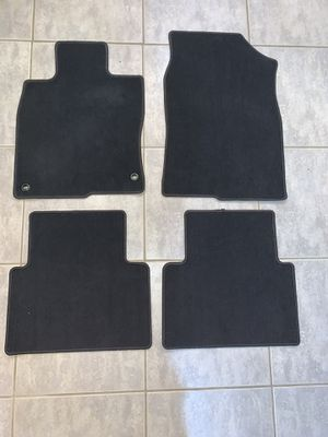 Honda Civic carpeted floor mats for Sale in Seminole, FL