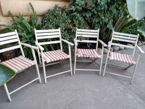 Vintage Project Wood Chairs for Sale in Fresno, CA