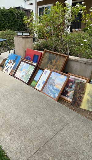 Paintings for Sale in Pasadena, CA