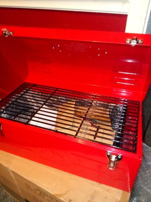 Mactoolbox bbq pit for Sale in San Antonio, TX