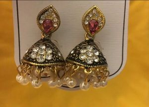 New cute Jhumka earrings for Sale in Fort Lee, NJ
