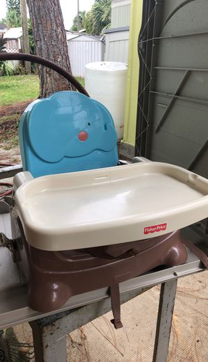 Fisher-Price Booster Seat for Sale in Tampa, FL