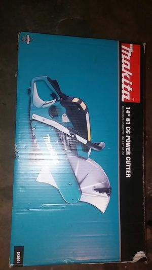 Makita 14 in. 61cc Gas saw for Sale in Henderson, NV