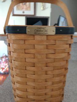 Longaberger Collection Basket for Sale in Fairfax,  VA