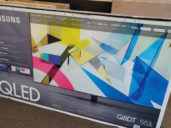 "55"" SAMSUNG QLED Q80T 2020 HDMI 2.1 4K SMART UHD HDR LED TV for Sale in Los Angeles,  CA"