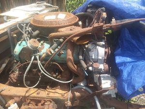 Chevy 454 and a is available to 400 transmission heavy duty from a motorhome for Sale in Palm Springs, FL
