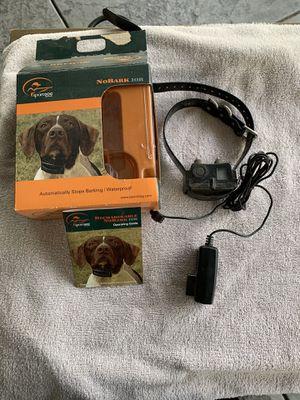 Sportdog NoBark 10r collar for Sale in Riverside, CA