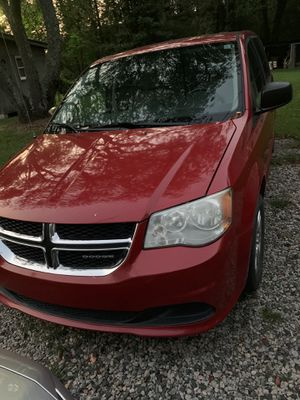 2012 Dodge Grand Caravan for Sale in Aulander, NC