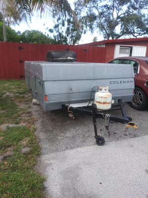 Coleman camper for Sale in Miramar, FL