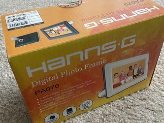 Hanns.G Digital Photo Frame for Sale in San Jose,  CA