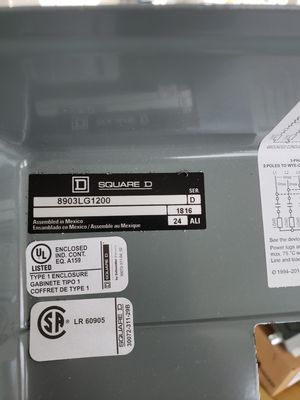 Light contactor with time clock give me an offer for Sale in Delaware, OH