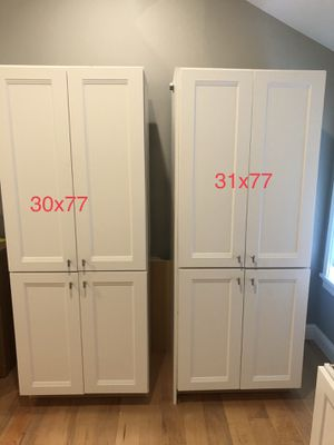 Cabinets- laundry or kitchen for Sale in Sammamish, WA