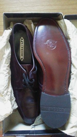 Florsheim brown dress shoes for Sale in Walnut Creek, CA