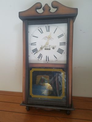 Vintage Grandfather Wall clock for Sale in Duarte, CA