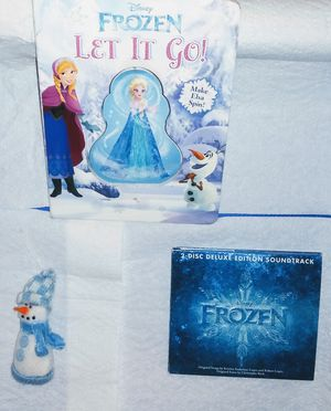 Disney Frozen video for Sale in Dallas, TX