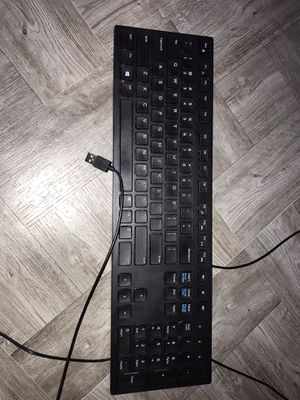 Wired USB Keyboard for Sale in Rocky Hill, CT
