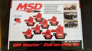Msd coils for Sale in Huntington Park, CA