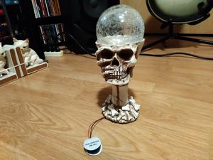 Skull LED Lamp for Sale in Middle River, MD