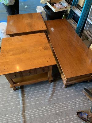 MID CENTURY Rock Maple Set MUST GO for Sale in Fairfax Station, VA