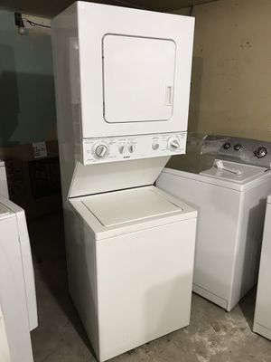 "24"" inches wide / Kenmore Washer & Dryer - Stackable unit for Sale in Denver, CO"