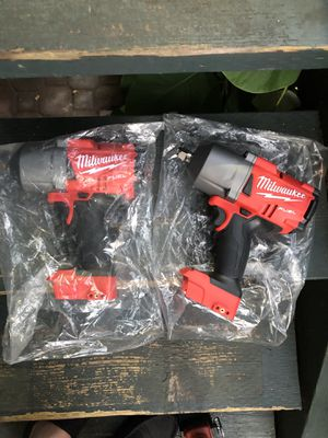 "Milwaukee M18 Fuel 1/2"" high torque impact wrench w/ friction for Sale in San Diego, CA"