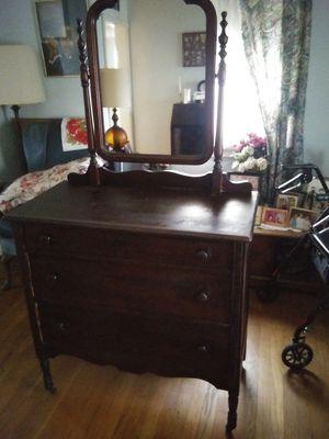 Antique dresser for Sale in Mechanicsville, VA