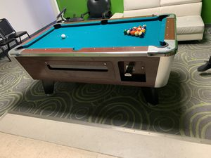 Coin pool table for Sale in Silver Spring, MD