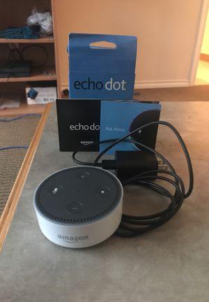 Echo dot 2nd gen for Sale in Rolla, MO