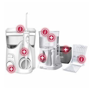Waterpik Ultra Plus and Nano Water Flosser Combo Pack for Sale in Pompano Beach, FL
