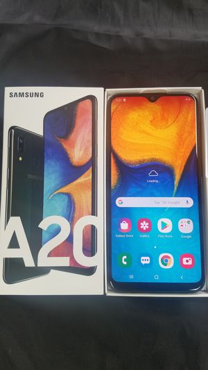 Brand New Galaxy A20 for Metro pcs for Sale in Arlington, TX
