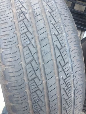 Tires and rims off Ford F-150 set of 4. 20 inch for Sale in Vancouver, WA