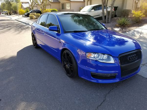 Custom B7 Audi A4 2 0 Turbo For Sale In Tolleson Az Offerup
