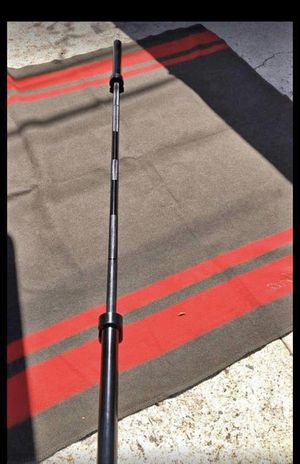 Brand New Barbell 2-Inch Solid Olympic Weight Bar, 7ft for Sale in Lakewood, CA