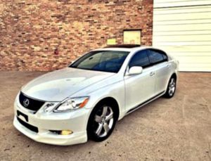 lange changing 2OO7 Lexus 3.5L V6 GS350 for Sale in Abilene, TX