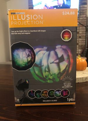 Halloween Projector for Sale in Modesto, CA