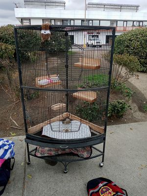 Bird cage. Or ferrets dwelling for Sale in Los Angeles, CA