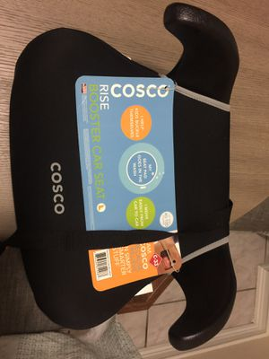 Cosco Rise Booster Car Seat for Sale in Fort Lauderdale, FL